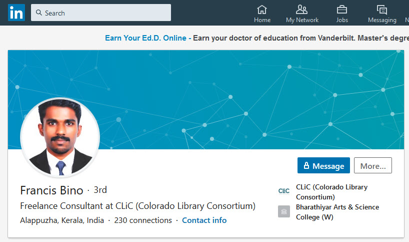 LinkedIn-Fake-Profile