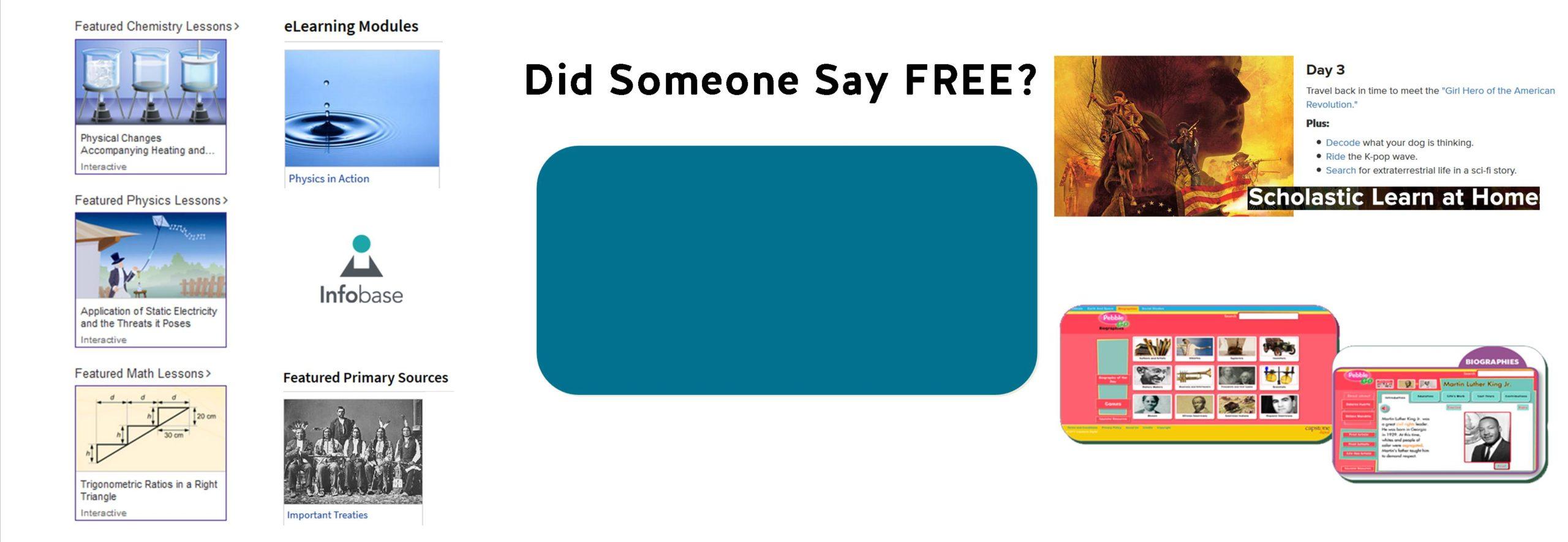 Free eResources