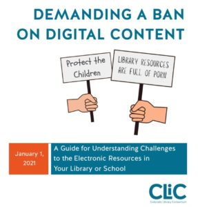 Demanding A Ban on Digital Content